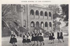 1949 Junior Seniors The Dominican 1949