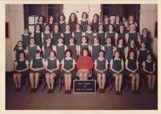1974 Form 2 St Martins