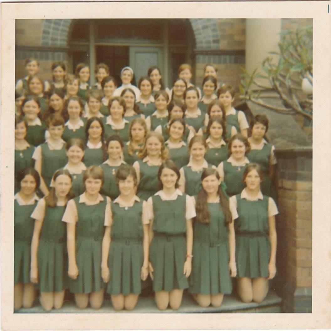 St Martins School >> 1970s Photographs - San Clemente High School Mayfield
